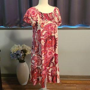 CB pheasant dress